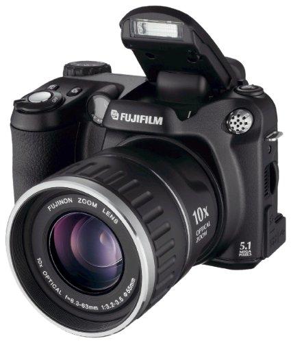 FujiFilm FinePix S5600 Digitalkamera (5 Megapixel, 10fach Zoom)