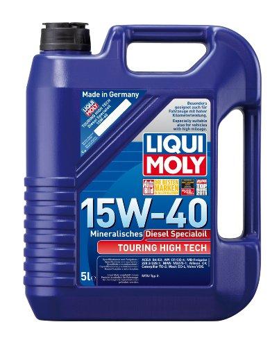 liqui-moly-1073-touring-high-tech-diesel-special-oil-15w-40-aceite-mineral-para-motores-de-automvile