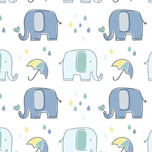 SwaddleMe Original Swaddle Tasche, klein, Elefant Splash