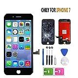 ac0acd67581 Fly-all Pantalla Táctil LCD para iPhone 7 4.7 Reemplazo Pantalla LCD  Pantalla Táctil de