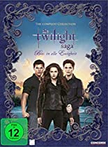 Twilight-Saga Complete Collection (Softbox) [11 DVDs] hier kaufen