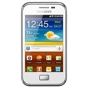Samsung Galaxy Ace Plus GT-S7500 (Chic White)