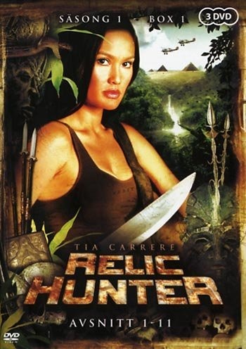 relic-hunter-season-1-vol-1-region-2-import-wade-eastwood-and-john-belluso-with-tia-carrere-and-chri