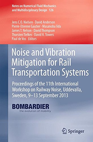 Tower-pc Kleine (Noise and Vibration Mitigation for Rail Transportation Systems: Proceedings of the 11th International Workshop on Railway Noise, Uddevalla, Sweden, ... and Multidisciplinary Design, Band 126))