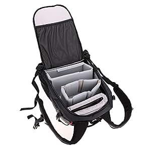 Goolsky 350 Fashionable Black Radio Control Hobby Travel Nylon Shoulder Bag Backpack for DJI Phantom 1 / 2 / 2 Vision / 2 Vision+/3 Walkera X350 CX-20 Quadcopter