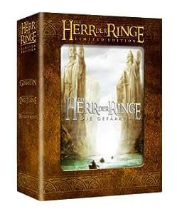 Der Herr der Ringe - Die Spielfilmtrilogie (Limited Edition) [6 DVDs]