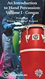 An Introduction to Hand Percussion, Congas [Vhs] [Import USA]