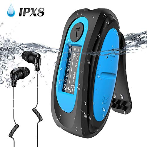 AGPTEK Mp3 Acuatico 8GB con...