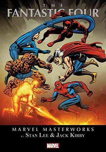 [Marvel Masterworks: Fantastic Four Vol. 8] (By: Stan Lee) [published: August, 2012]