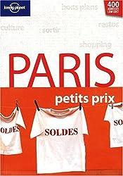 Paris, petits prix