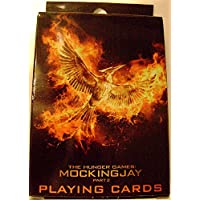 Hunger Games Mockingjay Part 2 Playing Cards
