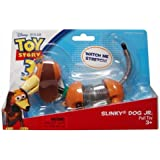 POOF Slinky TPOO-44 Disney Pixar Toy Story Slinky Dog, Jr. by Brybelly