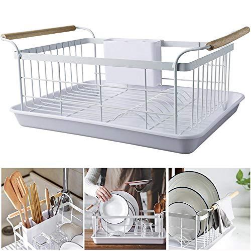 Escurridor platos cocina Secador esponjas Fregadero