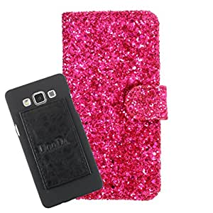 DooDa PU Leather Wallet Flip Case Cover With Card & ID Slots For Micromax Yu Yureka