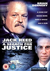 Jack Reed - A Search For Justice [1994] [DVD]