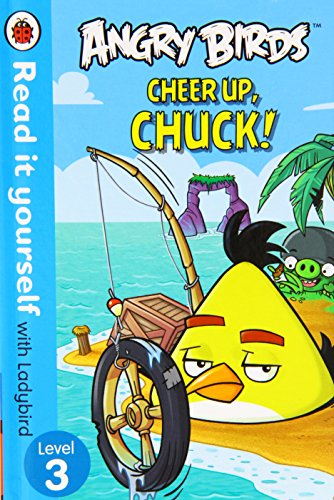 Cheer up, Chuck.