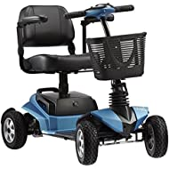 elektromobil bechle® listo Dietz Byte desmontable (6km/h) de viaje Senior móvil
