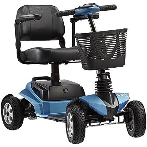 Scooter elettrico Bechle listo Dietz byte, smontabile (6 km/h), per