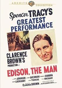 Edison & Man [Import USA Zone 1]