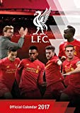 Liverpool Official 2017 Calendar (Calendar 2017)
