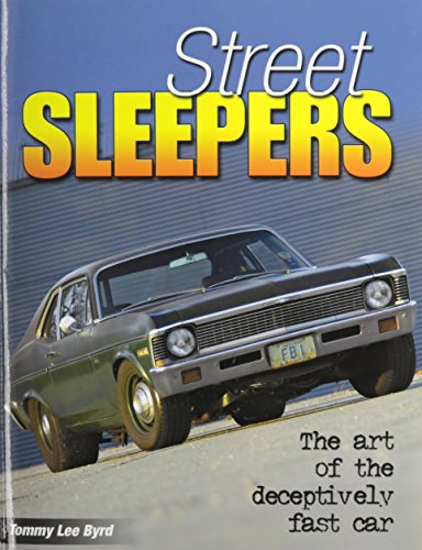 Street Sleepers: The Art of the Deceptively Fast Car - Auto-sleeper
