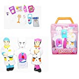 (Angel Impex) Mini Docter Play Set With 22 Medical Equipments, Including 3 Characters- Doctor, Nurse, And Patient For Your Kids