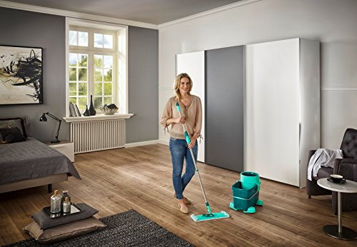 Leifheit Clean Twist System XL Mop and Bucket Set, 42 cm