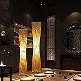 Rustikale Stil Hotel Club Beauty Salon Stehlampe Tee Zimmer Dekoration Lampe Couchtisch Lampe Vertikale Lampe,Large