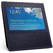 Echo Show, Intelligenter Lautsprecher mit 7-Zoll Bildschirm und Alexa - schwarz