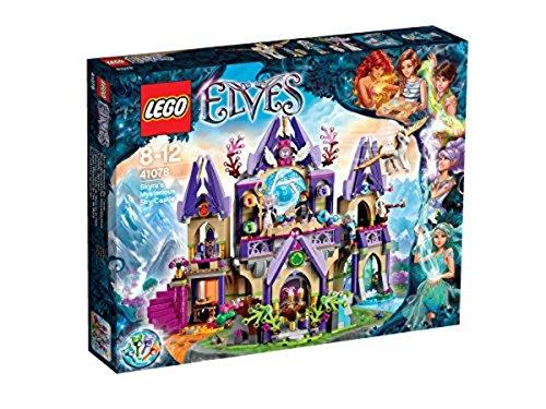 LEGO Elves 41078 - Il Misterioso Castello Nelle Nuvole di Skyra