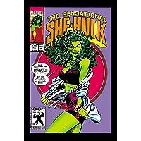 The Sensational She-Hulk by John Byrne: The Return