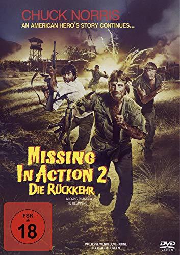 Missing in Action 2 - Die Rückkehr (Action Cult Uncut) - Hinweis: Ersatz