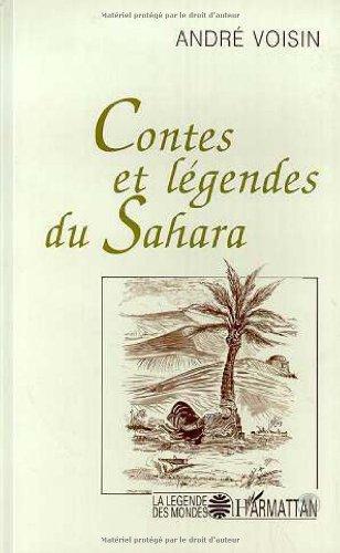 Contes et légendes du Sahara par André Voisin