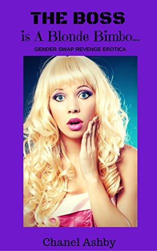 Blonde bimbo photo 82