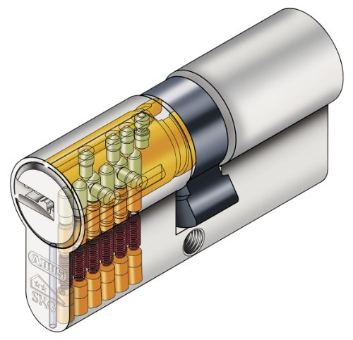 ABUS Profil-Zylinder XP2SN 40/50, 19568 - 3