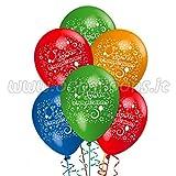 ocballoons Palloncini Compleanno addobbi e Decorazioni per Feste Party