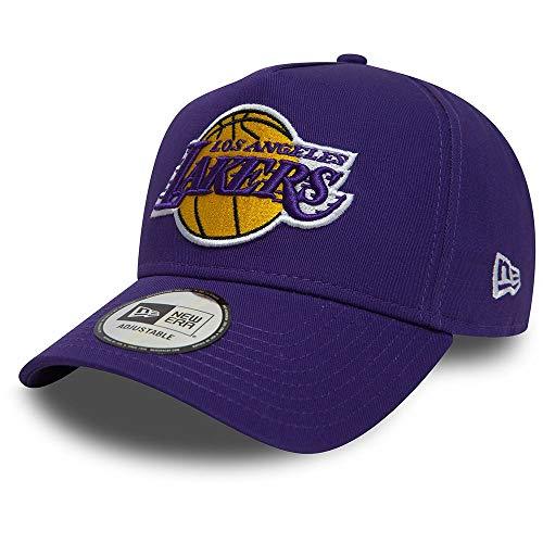 A NEW ERA Era NBA Team Aframe Snapback Cap ~ Los Angeles Lakers 92e3d5786979