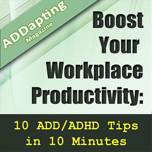Boost Your Workplace Productivity: 10 Add/Adhd Tips In 10 Minutes (feat. Media Baldwin) (Magazin Baldwin)