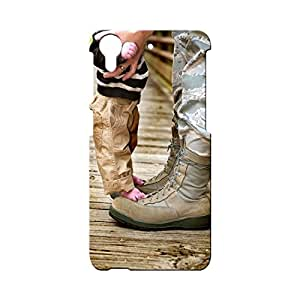 BLUEDIO Designer Printed Back case cover for HTC Desire 626 - G2307