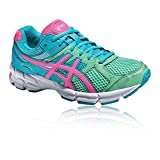 Asics Zapatillas de Running Gel-Pulse 7 GS Verde/Cielo/Fucsia EU 39 (U..