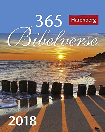 365 Bibelverse - Kalender 2018