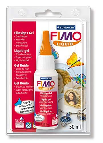 STAEDTLER- FIMO Liquid 8050 Gel Decorativo