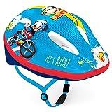 Casco da bicicletta per bambini Disney motivi Cars, Topolino, Minnie Winnie the Pooh, Principesse, Mickey