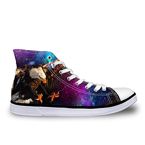Coloranimal - Pantofole a Stivaletto donna Galaxy Owl -4