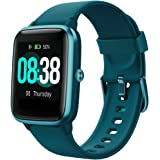 Smartwatch, YONMIG Orologio Sportivo Fitness Tracker Donna Uomo, Impermeabile IP68 Touchscreen Smart Watch, Activity…