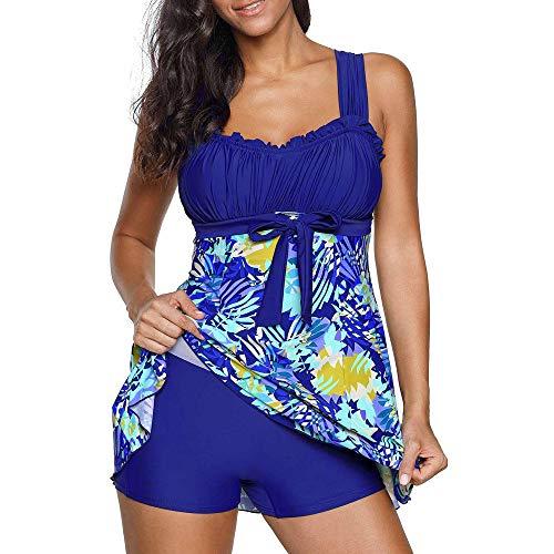 POLP Tankinis Mujer Tallas Grandes Rayas Bikinis Mujer