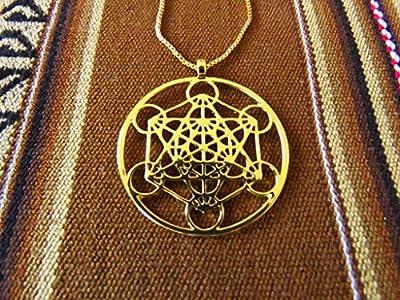 Metatron Merkaba géométrie sacré cube sacré Archange protection hébreu fleur de vie harmonie mathématiques physique espace métaphysique spirituel spiritualité secret mystère