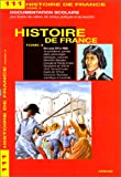 Histoire de France : Tome 3, De Louis XVI à 1900