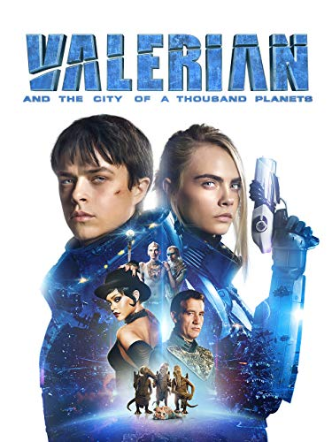 Valerian - Die Stadt der tausend Planeten [dt./OV] (Animierte Filme Prime)