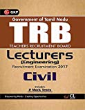 TRB Teachers Recruitment Board Lecturers (Engineering) Civil 2017